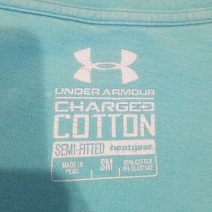 Under Armour Tops - UA ☀️ Heatgear V Neck T Shirt